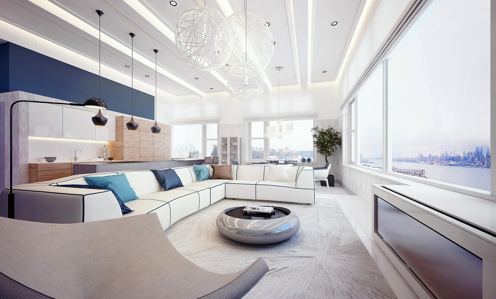 Interior Design Future design as it should be. interior & architectural. vanguard development